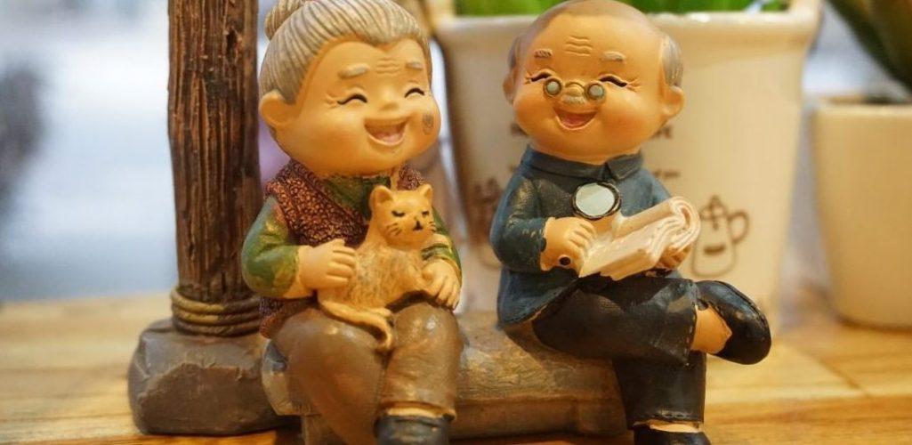 Besuch des Seniorenheims